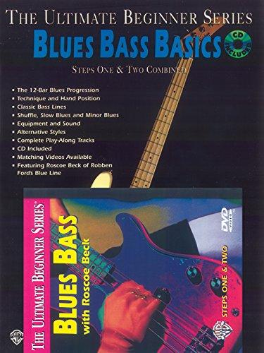 Ultimate Beginner Blues Bass Basics Mega Pak: Book, CD & DVD (The Ultimate Beginner Series)