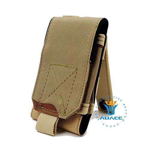 Multifunktions Survival Gear Tactical Beutel MOLLE Beutel Handytasche, Outdoor Camping Tragbare Tasche Handtaschen Taille Tasche Werkzeugtasche Travel Handytasche DCU
