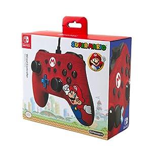 Erweiterter kabelgebundener PowerA-Controller für Nintendo Switch – Mario [ ]