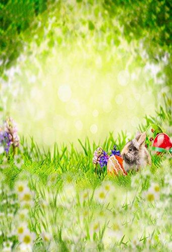 ntergrund Ostern Frühling Grün Rasen Bokeh Hintergründe Fotografie Fur Kinder (Ostern Rasen Dekorationen)