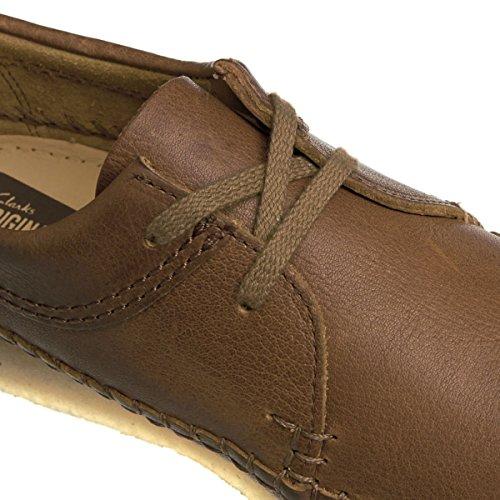 Weaver - Tan Leather Marron