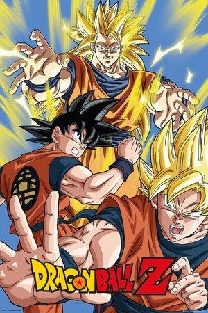 Goku 'Dragon Ball Z-Maxi Poster, multicolore