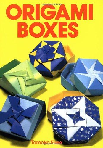 Fuji Box (Origami Boxes)