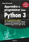 Apprendre à programmer avec Python 3 (Noire) - Format Kindle - 9782212134346 - 22,99 €
