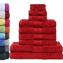 Suchergebnis Auf Amazon De Fur Rote Handtucher
