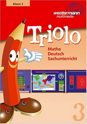 Triolo Klasse 3 - Lernen mit System Mathe, Deut