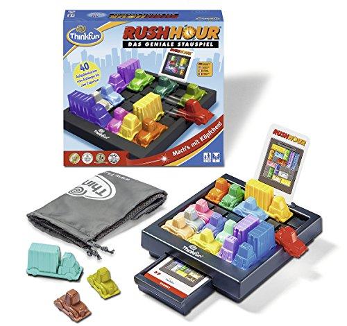 Ravensburger 76301 ThinkFun Rush Hour Spiel von Ravensburger Spieleverlag