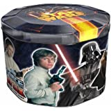 Star Wars Fuerza Attax Película Card Collection 3 Estaño [VHS] Importado de Alemania