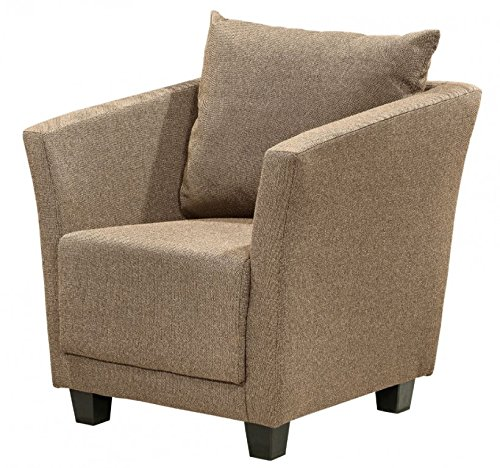 MIRO Sessel Einzelsessel Wohnsessel Polstersessel Polsterstuhl Sand