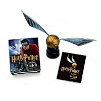 Harry Potter Golden Snitch (ANGLAIS)