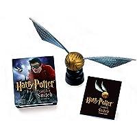 Harry Potter Golden Snitch (ANGLAIS)