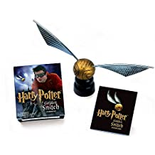 Harry Potter Golden Snitch Sticker Kit (Miniature Editions)