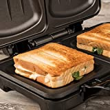 Ultratec XXL Sandwichtoaster ST900, Doppel Toast Sandwichmaker, 900 Watt - 5