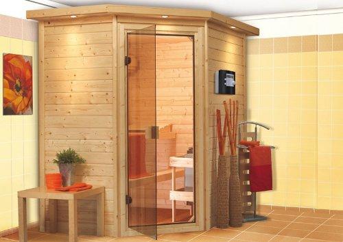 Karibu Sauna Cilja (Eckeinstieg)