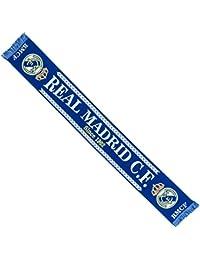 Real Madrid desde 1902bufanda de punto–azul, Unisex, azul, talla única