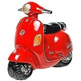 Spardose Roller Moped Sparschwein Sparbüchse