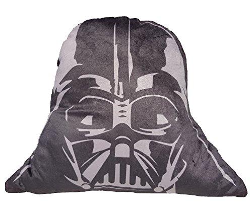 Daum - Pimp Up Your Life 16034 - Disney Star Wars Formkissen Darth Vader, Plüsch, 40 ()