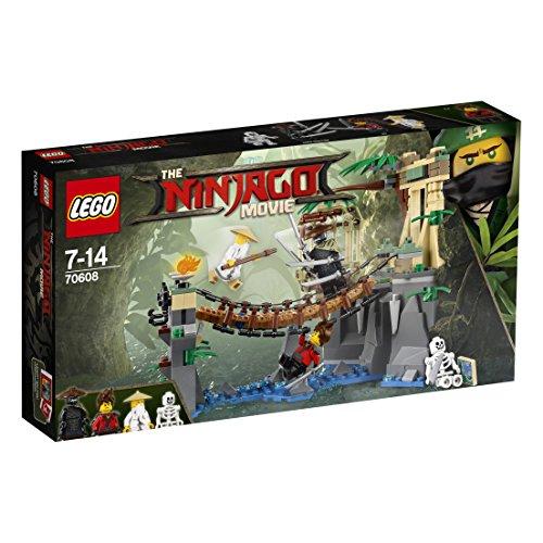 Preisvergleich Produktbild LEGO Ninjago 70608 - Meister Wu's Wasser-Fall