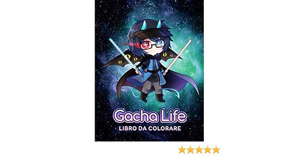 Gacha Life Libro Da Colorare Oltre 50 Divertenti Pagine Da Colorare Di Anime E Manga Libro Da Colorare Per Bambini Amazon It Freitag Berthold Libri