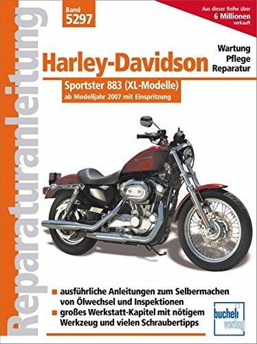 harley-davidson-sportster-883-mit-einspritzung-ab-modelljahr-2007-reparaturanleitungen