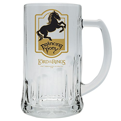 ABYstyle ABYVER024 Bierglas Lord Of The Ring Prancing Pony