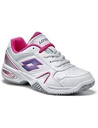 Lotto sTRATOSPHERE junior l. jeunesse mixte-blanc/violet-modèle 2015