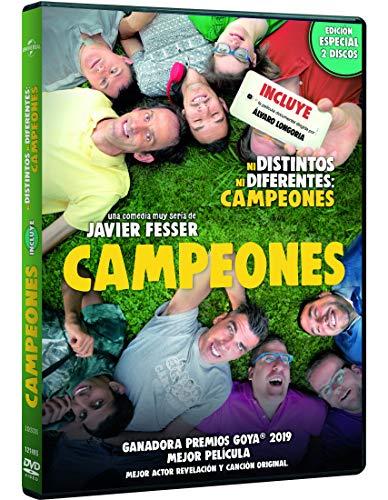 Pack: Campeones + Ni Distintos Ni Diferentes: