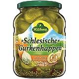 Kühne Schlesische Gurkenhappen, 720ml