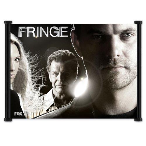Fringe TV Show Fabric Wall Scroll Poster (53.34 cm x 40.64 cm))