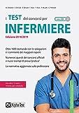 I test dei concorsi per infermiere. Con CD-ROM
