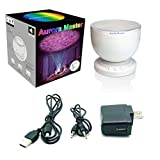 Matney Ocean Wave Light Projector, Multicolor