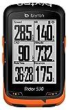 Unbekannt Bryton Rider 530E GPS Radfahren, schwarz/orange, Einheitsgröße - 3