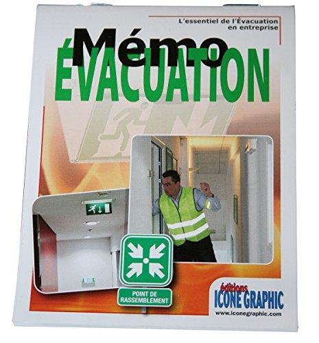 Livre L'essentiel de l'Evacuation en entreprise - Mémo-Evacuation
