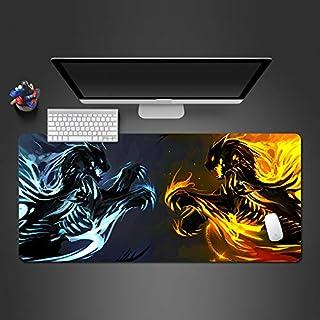 Mauspad hochwertige rutschfeste Gaming-Mauspad Spielmaschine Computer-Tastatur-Pad personalisiert 600x300x2