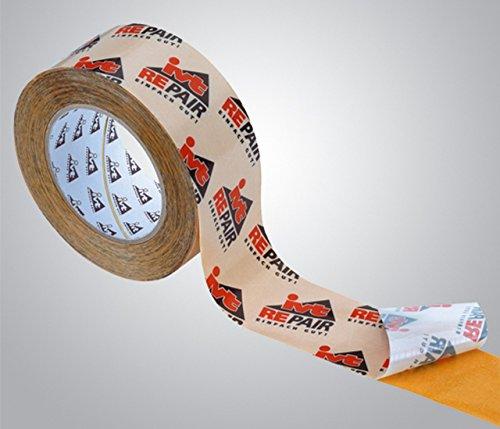 Repair-ruban adhésifs avec logo blanc stark folienklebeband, longueur du rouleau : 25 m, largeur : : 60 mm