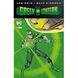 Green Lantern: Sector 2814 - Español