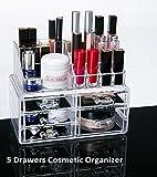 #9: PETRICE Cosmetic Organizer/Makeup organisers/Cosmetic Organiser