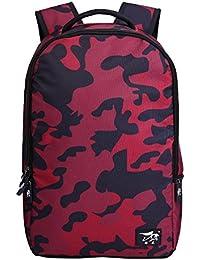 Runningtiger Camouflage Print Multipurpose Backpacks For Men Women Children Kids Schoolbags Laptop Backpack Travel...