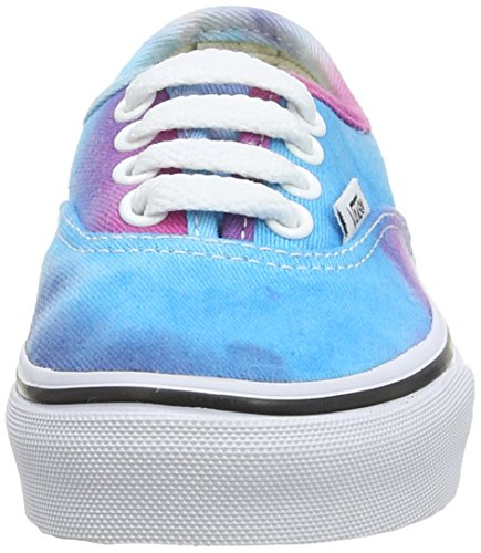 Vans AUTHENTIC Low-Top Sneaker, Unisex Bambino Multicolore (Tie Dye) pink/ FQ0)