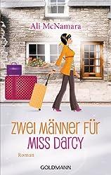 Zwei Männer für Miss Darcy: Roman