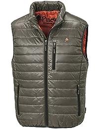 Pinewood para hombre chaleco Hugger, otoño/invierno, hombre, color Verde - verde, tamaño M