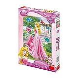 Dino Toys 384057 - Puzzle de alta calidad, diseño de princesas D