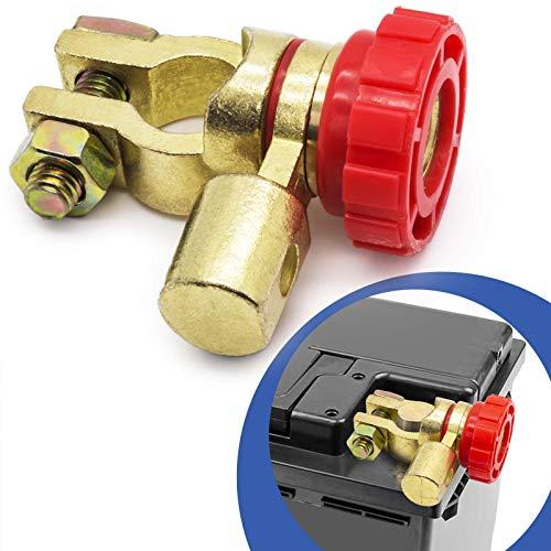 Auto Batterie Trenner Unterbrecher Haupt Trenn Schalter Pol Klemme 6V - 24V -