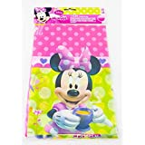 Minnie Mouse Daisy Duck Plastic Table Cover Disney Kids Party Girls Tablecloth by Card and Party Store