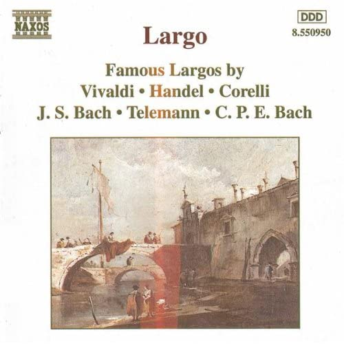 Serse (Xerxes), HWV 40 (arr. for oboe and orchestra): Serse: Largo