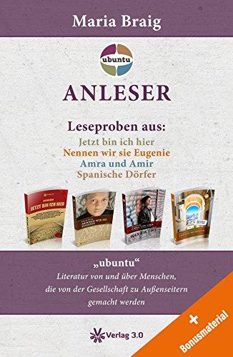 Buchseite und Rezensionen zu 'Anleser - Maria Braig: Leseproben + Bonusmaterial' von Maria Braig