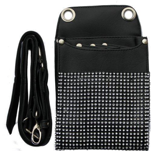 Para prácticas de peluquería con bolsa/juego de herramientas de bolsa de palos de cinturón con soporte para botella. Con diseño de selección de la disponible en varios colores y diseños de