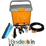 Fancy REAL High Quality Portable High Pressure Car Washer Machine Spray Gun All In One Machine For Daily Car Washing