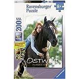 Ravensburger 12815 Mika und Ostwind 200 Teile Puzzle Puzzle