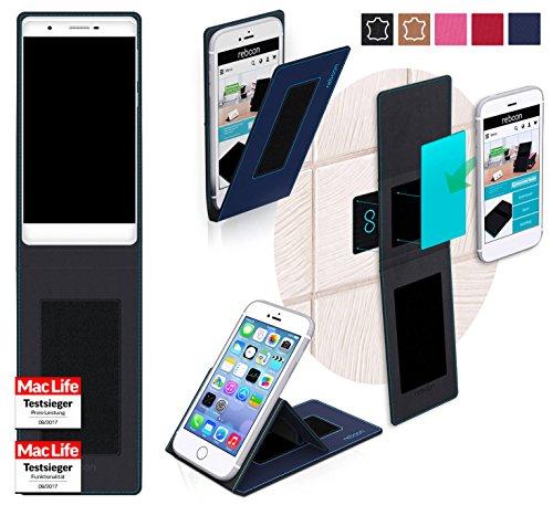 reboon Hülle für Phicomm Passion 2S Tasche Cover Case Bumper | Blau | Testsieger